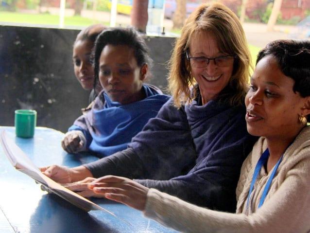 Meet Lynn, teacher mentor for Lower Primary