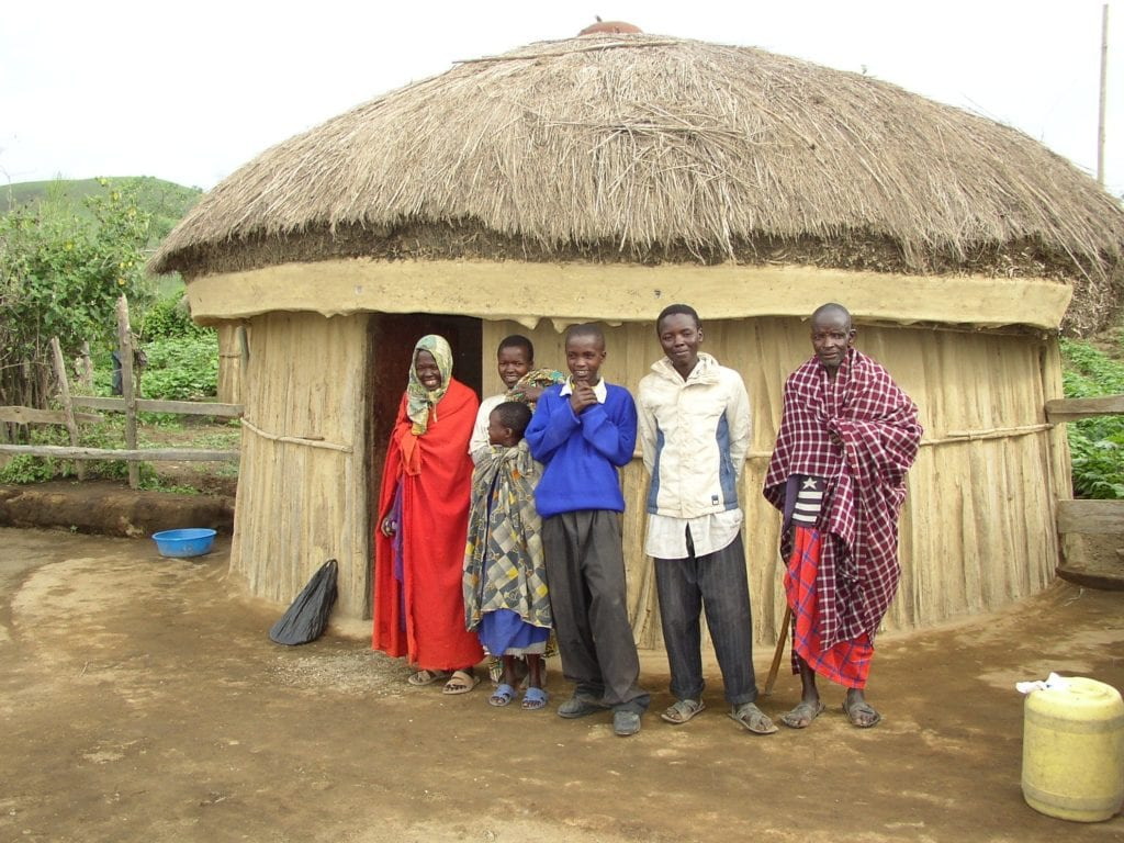 A Maasai Student Dreams of Becoming a Doctor