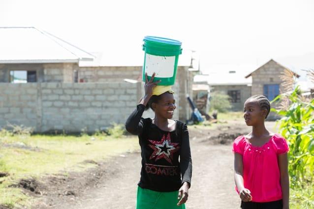 Meet Mary, future leader of Tanzania