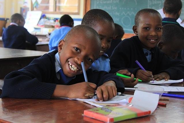 Fighting poverty through education in Tanzania