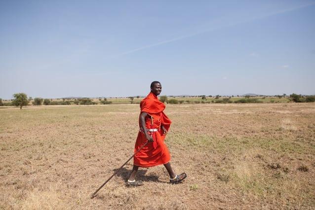 Meet Lopoi, future Maasai leader