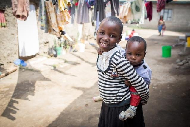 Meet Upendo, her mother's hope