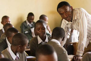 The 'Gift' of an education is a great one — just ask him!