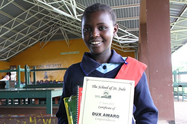 Dux incredible: From topping the school to topping the region, there's no challenge too great for Jenifa!