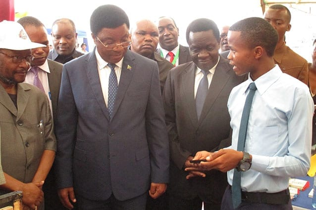 Praise from PM: Kassim Majaliwa, Tanzania's Prime Minister was more than impressed!