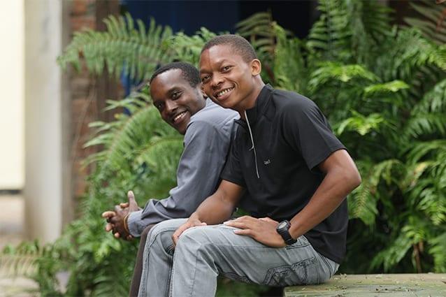 2016 graduate, Amani, shares the impact of his education