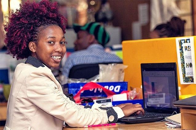 Community Service superstar: Dorcas is a volunteer intern in St Jude's Supporter Relations Team.