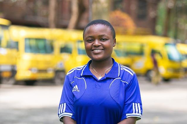 Amina, 20 years old