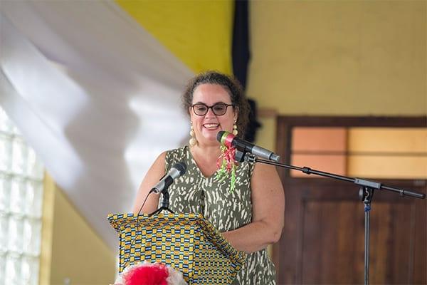 Founder's Message: Mama Gemma addresses Class of 2019.