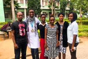 Making a difference: St Jude's Alumni who will become the St Jude's first qualified doctors in 2021.