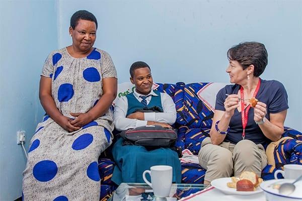 Tanzanian hospitality
