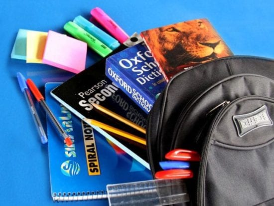 Secondary Student Gift Pack