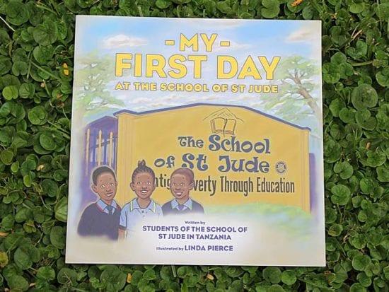 My First Day children's book